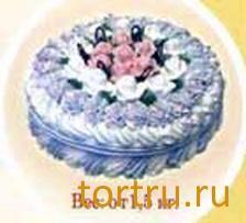 "Торт ""Лилия"", Бердский хлебокомбинат"