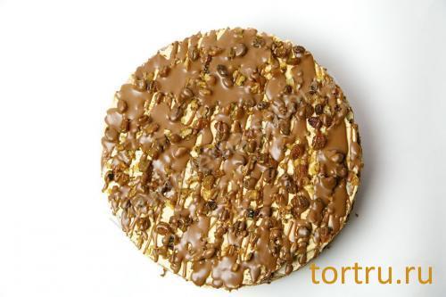 """Торт """"Медовик ореховый"""", кондитерская Лаверна"""