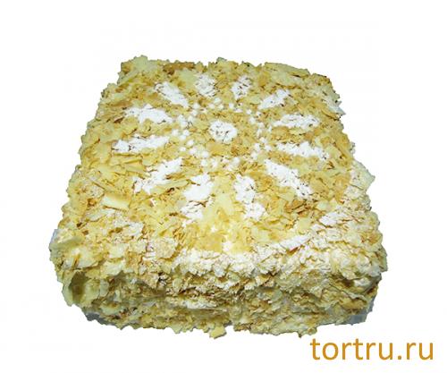 """Торт """"Наполеон"""", Сладкие посиделки, кондитерская-пекарня, Омск"""