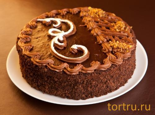 """Торт """"Ностальжи"""", кондитерская Ваниль"""