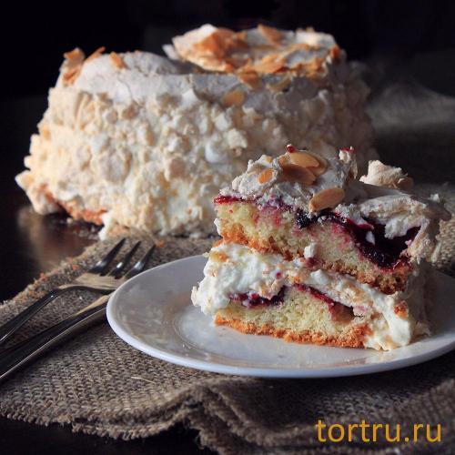 """Торт """"Пани Валевская"""", кондитерская Ваниль"""