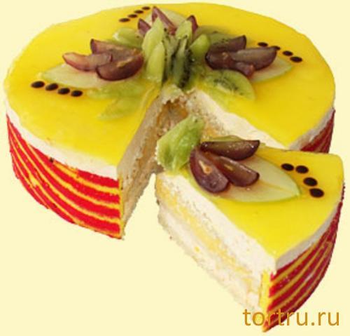 """Торт """"Шнапс апельсин"""", Хлеб Хмельницкого, Ставрополь"""