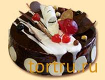 """Торт """"Шоколадный"""", Малика"""