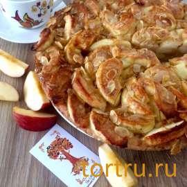 """Торт """"Яблочный премиальный"""", булочная кондитерская """"За Мечтой"""""""