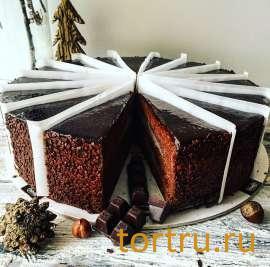 """Торт """"Чизкейк Шоколадный"""", булочная кондитерская """"За Мечтой"""""""
