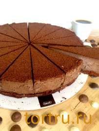 """Торт """"Шоколадный Мусс"""", булочная кондитерская """"За Мечтой"""""""