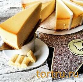 """Торт """"Чизкейк Нью-Йорк"""", булочная кондитерская """"За Мечтой"""""""