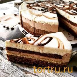 """Торт """"Шоколадная Трилогия"""", булочная кондитерская """"За Мечтой"""""""