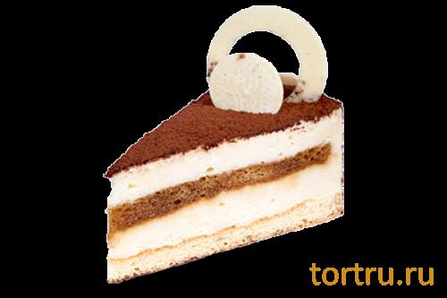 """Торт """"Тирамису классический"""", кондитерская Крем Роял, Москва"""
