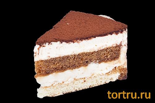 """Торт """"Тирамису"""", кондитерская Крем Роял, Москва"""