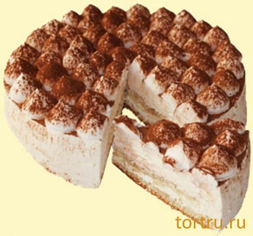 """Торт """"Тирамису"""", Хлеб Хмельницкого, Ставрополь"""