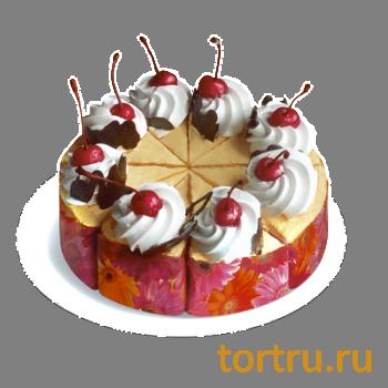 """Торт """"Бенефис"""", кондитерская фабрика Сластёна, Чебоксары"""