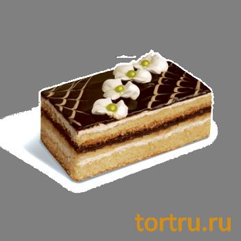 """Мини-торт """"Искушение"""", кондитерская фабрика Сластёна, Чебоксары"""