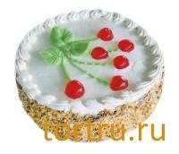 """Торт """"Лесная ягода"""", Хлебокомбинат Георгиевский"""