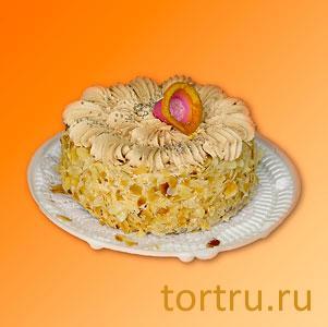 """Торт """"Элегия"""", Пятигорский хлебокомбинат"""
