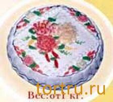 """Торт """"Вальс"""", Бердский хлебокомбинат"""