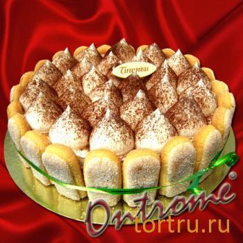 "Торт ""Тирамису"", Онтроме, кафе-кондитерская, Санкт-Петербург"