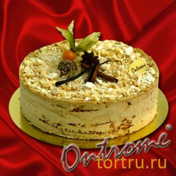 "Торт ""Мулен Руж"", Онтроме, кафе-кондитерская, Санкт-Петербург"