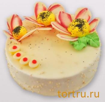 """Торт """"Орхидея"""", Кондитерский цех Александра, Солнечногорск"""