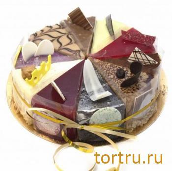 """Торт """"Ассорти № 1"""", Леберже, Leberge, кондитерская"""