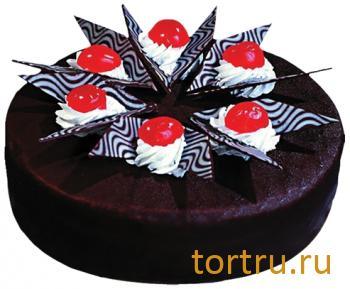 """Торт """"Вишневый"""", кондитерская компания Господарь, Балашиха"""