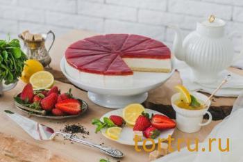 """Чизкейк """"Клубничный"""", Cheeseberry"""