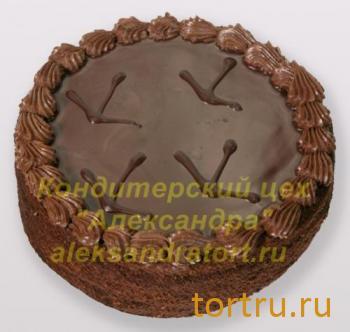 """Торт """"Гусиная лапка"""", Кондитерский цех Александра, Солнечногорск"""