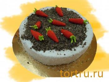 """Торт """"Морковный"""", Сладкие посиделки, кондитерская-пекарня, Омск"""