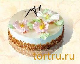 "Торт ""Абрикосовый нектар"", Хлебокомбинат Кристалл"