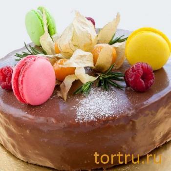 """Торт """"А Ля Франсе"""", Онтроме, кафе-кондитерская, Санкт-Петербург"""