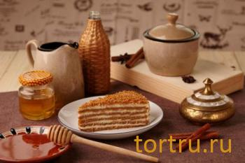 "Торт ""Медовик"", Cheeseberry"
