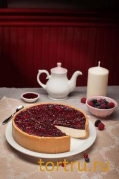 """Чизкейк """"New-York с лесными ягодами"""", Cheeseberry"""