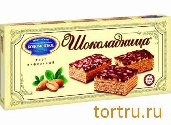 """Торт вафельный """"Шоколадница"""", Коломенское"""