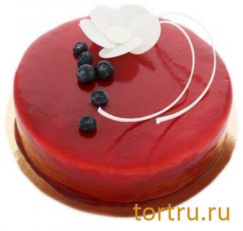 """Торт """"Ванильный лесная ягода"""", Леберже, Leberge, кондитерская"""