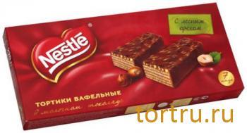 """Торт вафельный """"Нестле"""""""