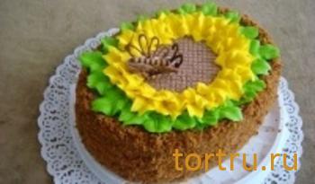 """Торт """"Пчелка"""", Ахтырский хлебозавод"""