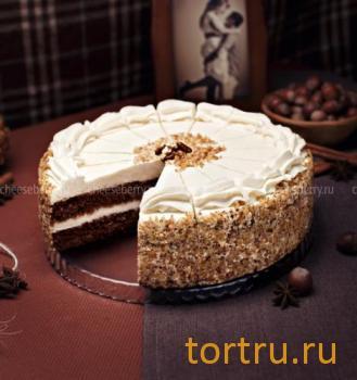 "Торт ""Пряный с орехами"", Cheeseberry"