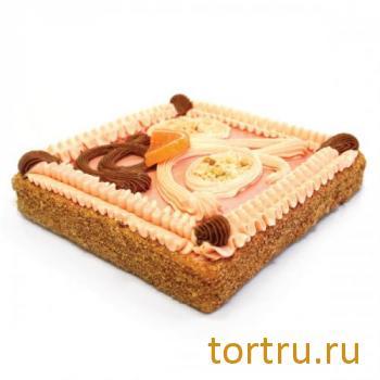 "Торт ""Абрикотин классический"", Хлебокомбинат ""Пеко"", Москва"