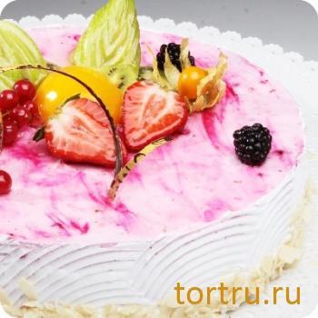 """Торт """"Ягодка"""", Бахетле"""