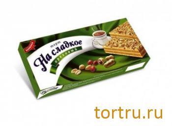 """Торт вафельный """"На сладкое"""" ореховый Слад&Ко"""