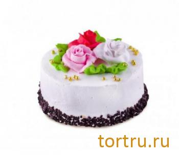 """Торт """"Малиново-творожный"""", Хлебокомбинат Кольчугинский"""