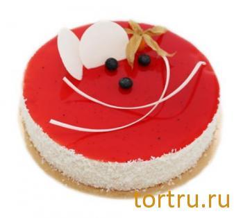 """Торт """"Лайт"""" Ванильный Лесная ягода, Леберже, Leberge, кондитерская"""
