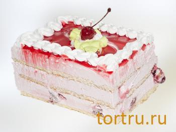 """Торт """"Вишня"""", Кондитерский цех Каньон, Белгород"""