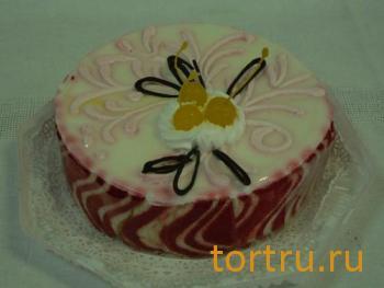"Торт ""Европейский-вишня"", Хлебокомбинат Сергиево-Посадский"