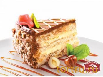 """Торт """"Киевский вечер"""", Черемушки"""
