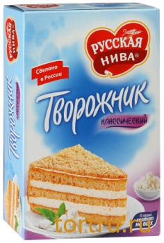 """Торт """"Творожник"""" классический, Русская Нива"""