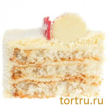 """Торт """"Кокосовый Мини"""", Леберже, Leberge, кондитерская"""