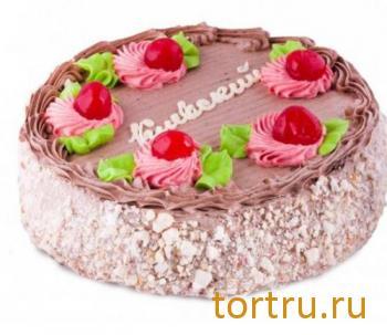 """Торт """"Киевский"""", Хлебокомбинат Кольчугинский"""