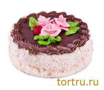 """Торт """"Чайная роза"""", Хлебокомбинат Кольчугинский"""