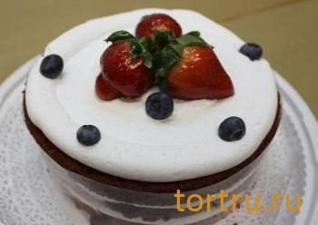 """Торт """"Красный бархат"""", Вкусные штучки, кондитерская, Обнинск"""